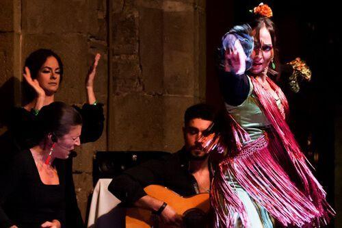 flamenco Palau Dalmases