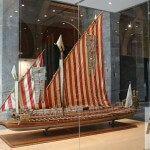 Royal Galley model