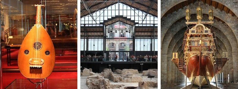 Barcelona Museums on Sunday