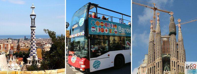 Sunday tourist activities Barcelona