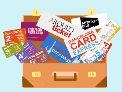Best Barcelona Tourist Cards
