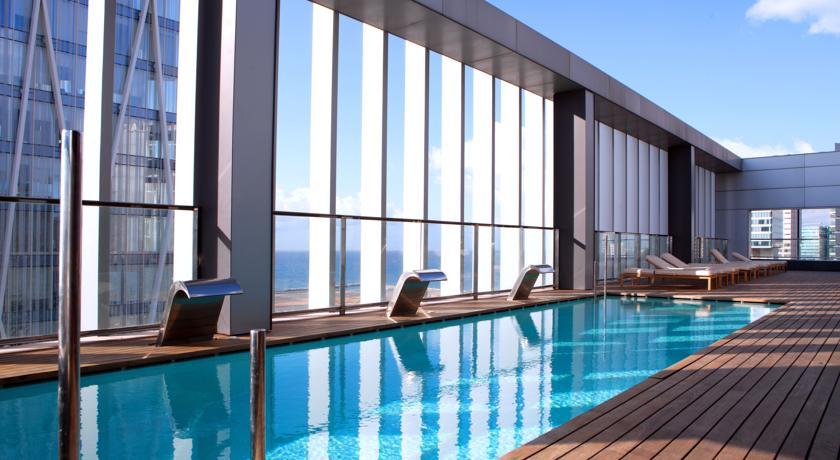 Hotel SB Diagonal Zero Barcelona