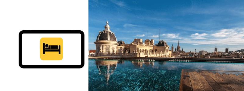 best accommodation Barcelona