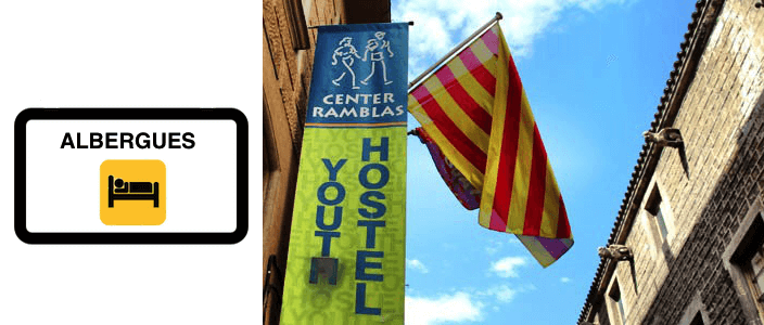 youth hostel in Barcelona
