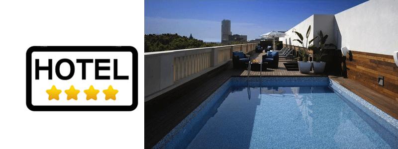 4 star hotels Barcelona
