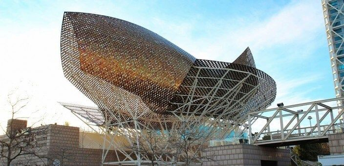 Golden Fish Frank Gehry