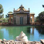 pond Labyrinth Park of Horta