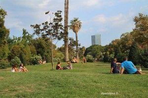 La Ciutadella Park