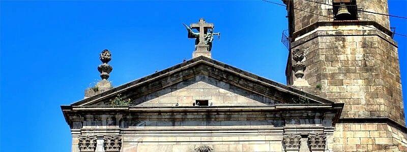 Basílica La Mercè (Our Lady of Mercy) Barcelona
