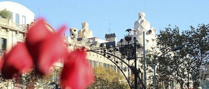 Paseo de Gracia - Passeig de Gràcia