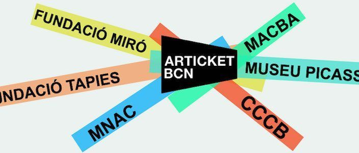 ArTicket BCN Art Museum Pass
