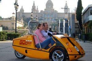 GoCar Barcelona