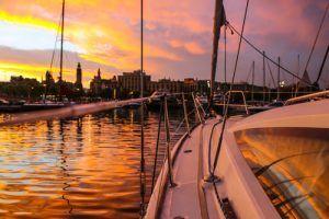 Sunset Sailing Barcellona