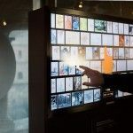 Interactive multimedia screen