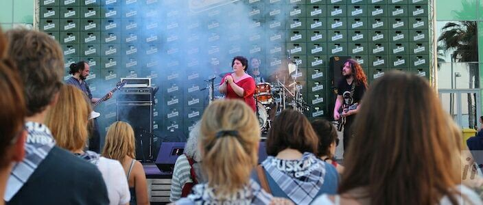 live music & concerts in Barcelona