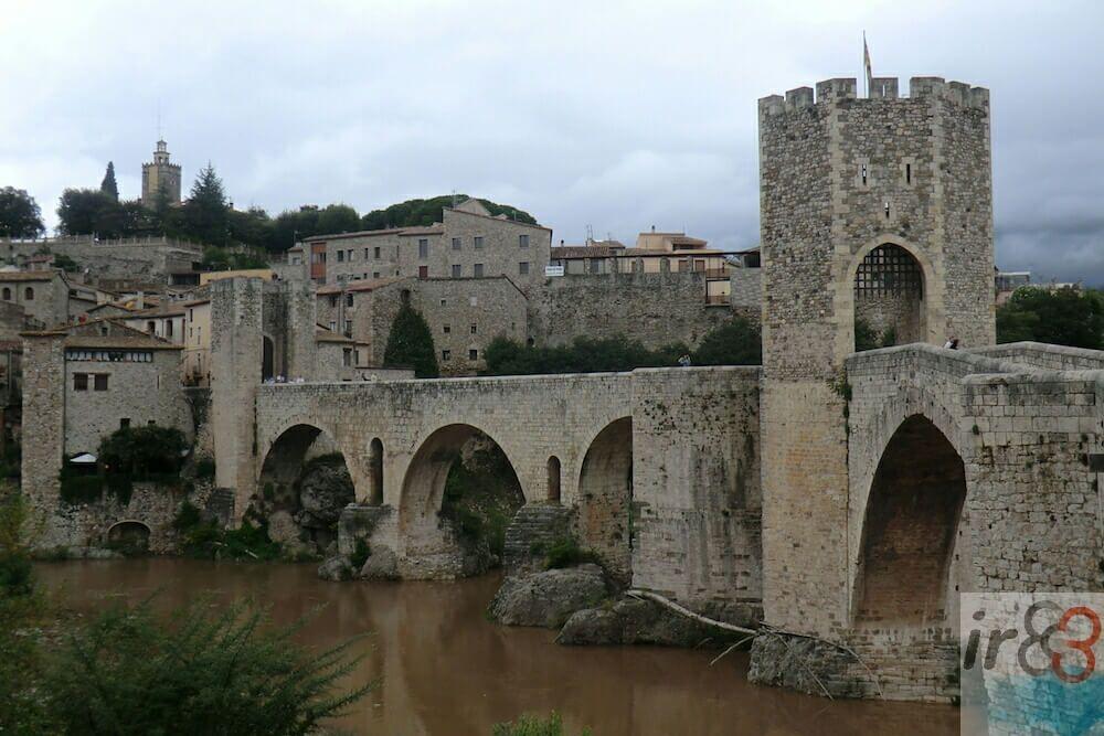 Besalú & Castellfollit de la Roca