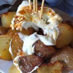 Patatas Bravas Sol Soler Bar