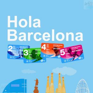 Hola Barcelona Travel Card 4 days