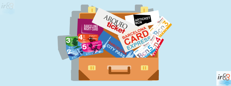 Barcelona travel & transport cards