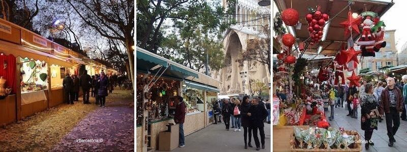 Christmas Markets in Barcelona