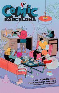 Comic Fair Barcelona 2019