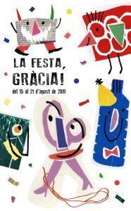 Gràcia Festival 2019 poster