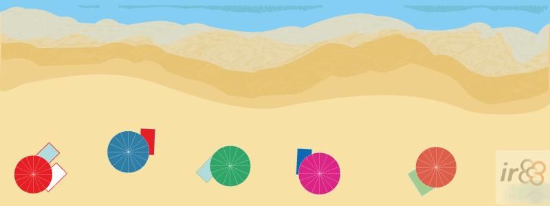 Barcelona's beaches