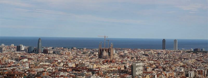 Barcelona's viewpoints