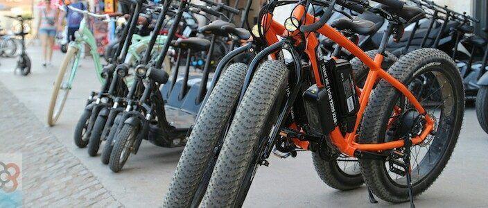bike hire and rental in Barcelona