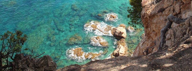 cove Tossa de Mar