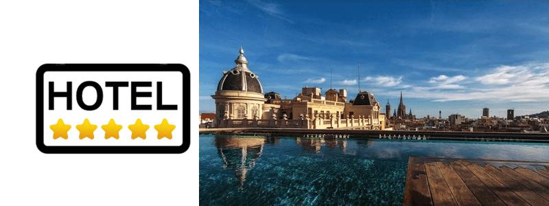 5 star hotels Barcelona