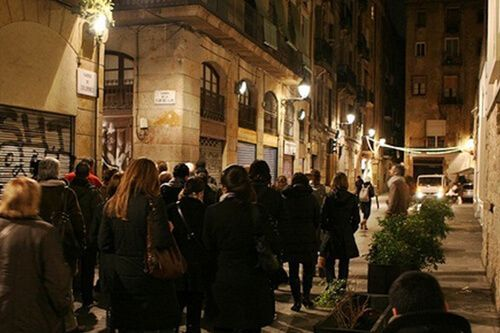 Ghosts of Barcelona (Night Tour)