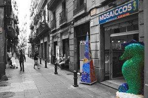 Trencadís and mosaic workshop