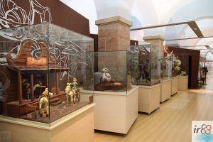 Barcelona Chocolate Museum figures