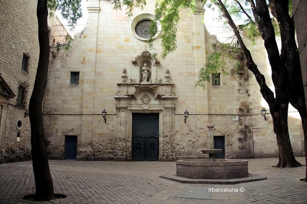 church Sant Felip Neri
