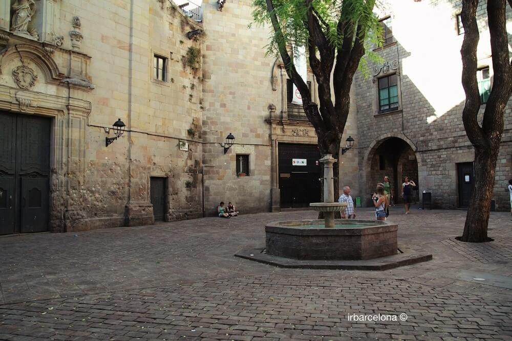 Plaça Sant Felip Neri