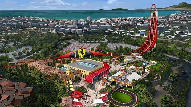 tickets PortAventura Park + Ferrari Land