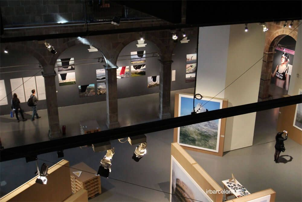 Santa Mònica Arts Centre inside