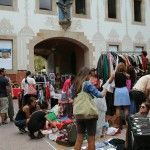 Flea Market at the Pati de les Dones