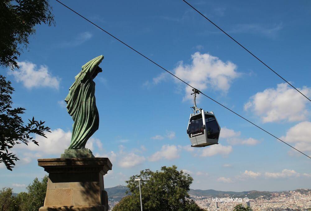 tickets Montjuïc Cable Car