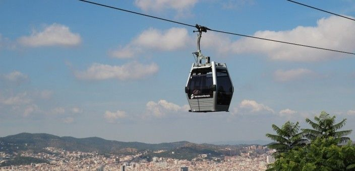 Montjuïc Cable Car