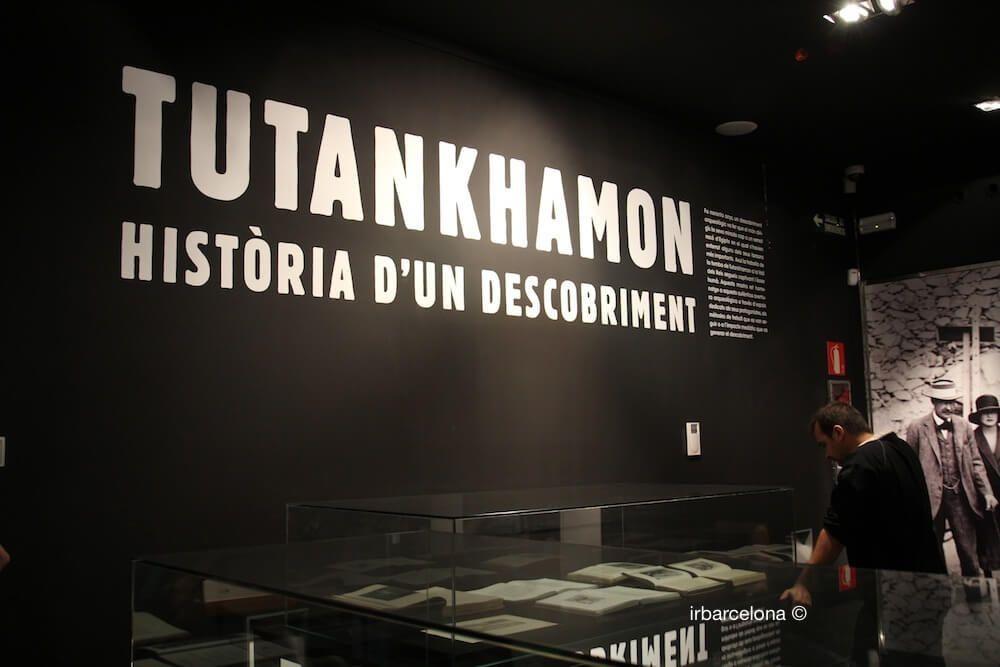 Tutankhamon exhibition