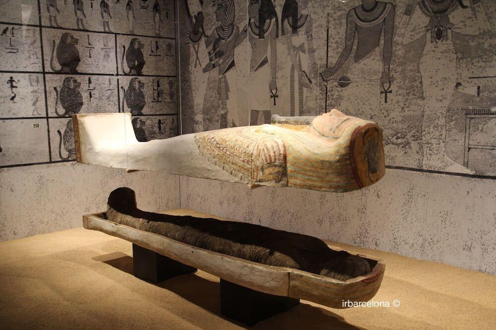 tickets Barcelona Egyptian Museum