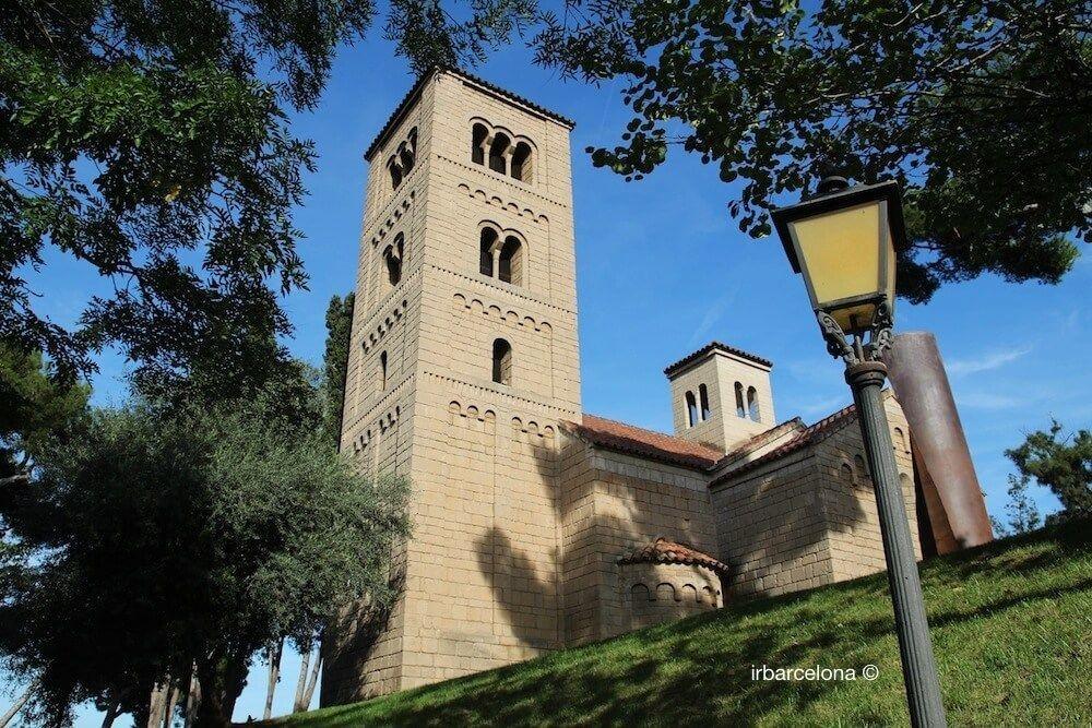 Monastery Sant Miquel