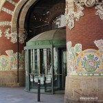 Palau de la Música old entry