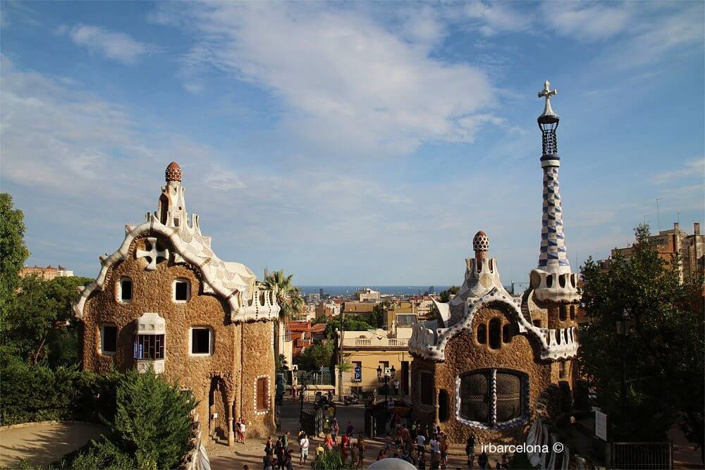 Park Güell guided tour