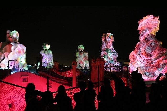 tickets La Pedrera night visit