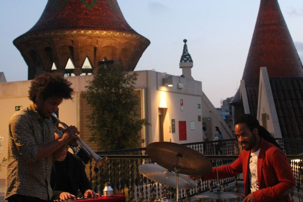 Casa de les Punxes Nights with Rhythm