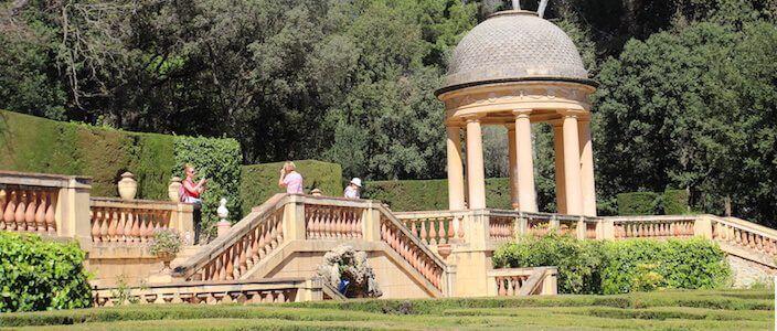 Barcelona Labyrinth Park of Horta