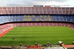 Camp Nou F.C. Barcelona